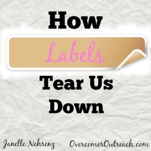 OO Labels Tear Us Down
